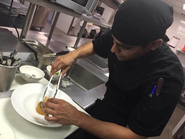 Nizuc Cooking Class Restaurant Ramona