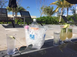 Nizuc Resort Pool Side Service