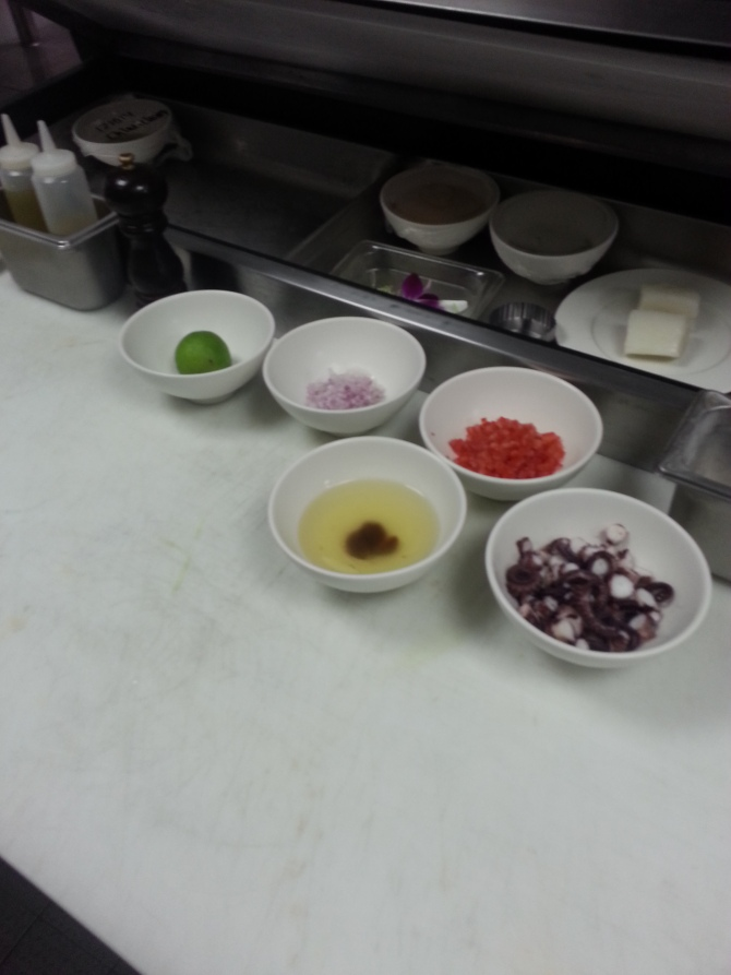 Nizuc Cookking Class at Ramona Restaurant