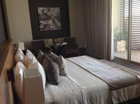 Nizuc Resort Bedroom