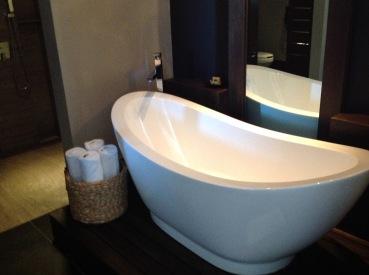 Nizuc Resort Soaking Tub