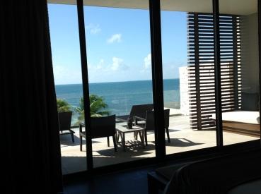 Nizuc Resort Patio