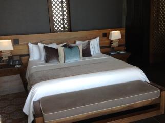 Nizuc Resort Bed
