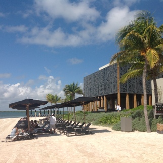 Nizuc Resort Private Beach