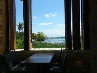 Nizuc Resort View From Bar