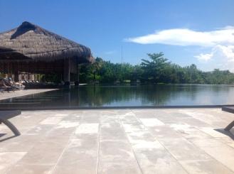 Nizuc Resort infinity pool