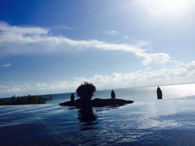 Nizuc Resort Horizon from pool