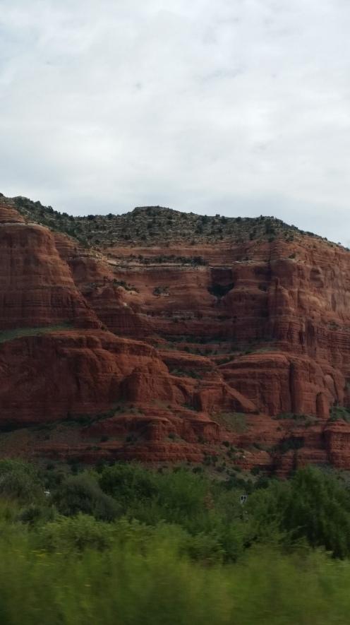 Red Rocks in Sedona