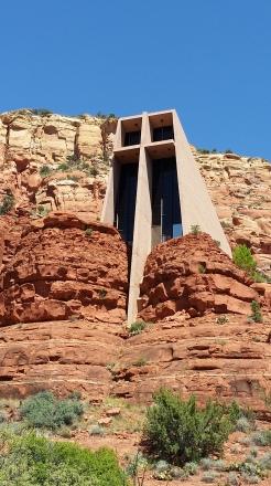 Chapel of the Holy Cross Sedona