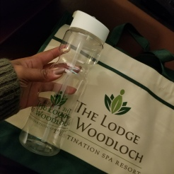 Water Bottle And Tote