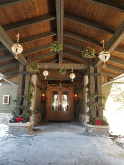 Entrance to Woodloch
